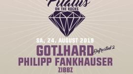 Pilatus On The Rocks - Open Air Festival Hotel Pilatus-Kulm Queen Victoria Saal Kriens / Alpnachstad Tickets
