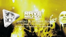 Rave Reunion Alte Kaserne Zürich Tickets
