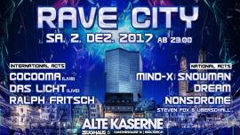 Rave City Alte Kaserne Zürich Biglietti