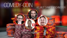 Comedy Coin Club Joy Baden Billets