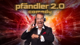 Pfändler 2.0 Comedy Kulturzentrum Braui Hochdorf Billets