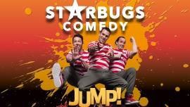 Starbugs Comedy «Jump!» Saal zum Doktorhaus Wallisellen / ZH Tickets