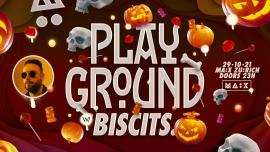 Playground with Biscits (UK) MÄX Zürich Tickets