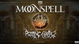 Moonspell & Rotting Christ Post Tenebras Rock - L'Usine Genève Biglietti