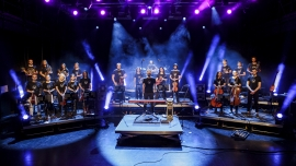 Worakls Orchestra Alhambra Genève Biglietti