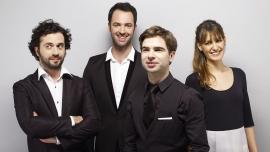 Quatuor Varèse Stadtcasino, Hans Huber-Saal Basel Billets