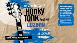 Honky Tonk Festival Luzern Honky Tonk   Biglietti