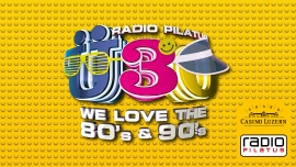 Radio Pilatus Ü30 We love the 80's & 90's Grand Casino Luzern Biglietti