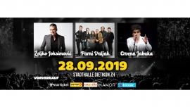 Zeljko Joksimovic Stadthalle Dietikon Tickets