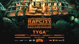 Rap City Season 04 im Hallenstadion Hallenstadion Zürich Tickets