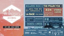 Rapattack Festival 2018 Landenberg Sarnen Sarnen Tickets