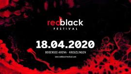 redblack Festival Bodensee-Arena Kreuzlingen Tickets