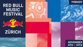 Red Bull Music Festival Zürich Several locations Several cities Tickets