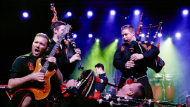 Red Hot Chilli Pipers Diverse Locations Diverse Orte Tickets