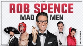 Rob Spence - Mad Men Diverse Locations Diverse Orte Tickets