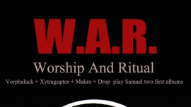 WAR Le Romandie Rock Club Lausanne Biglietti