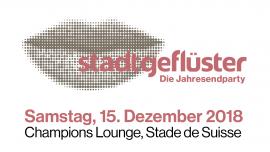 Stadtgeflüster Champions Lounge, Stade de Suisse Bern Tickets
