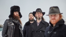 Sólstafir (IS) Salzhaus Winterthur Tickets
