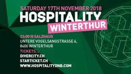 Hospitality Winterthur 2018 Salzhaus Winterthur Biglietti