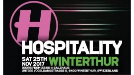 Hospitality Winterthur 2017 Salzhaus Winterthur Tickets