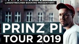 Prinz Pi (D) Salzhaus Winterthur Tickets