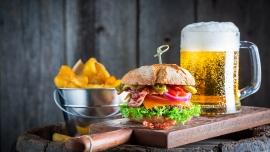 Burger-Schiff MS St. Gallen Romanshorn Hafen Billets