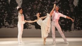 Balletto Lo Schiaccianoci Palazzo dei Congressi Lugano Billets