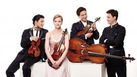 Schumann Quartett/Novus String Quartet Musiksaal Stadtcasino Basel Tickets