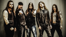 Iced Earth Konzerthaus Schüür Luzern Tickets
