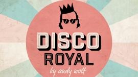 Disco Royal by Andy Wolf (Ü25-Party) Konzerthaus Schüür Luzern Biglietti