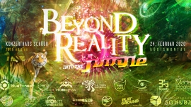 Beyond Reality 20 Konzerthaus Schüür Luzern Billets