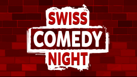 Swiss Comedy Night 2018 Volkshaus Basel Tickets