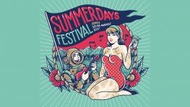SummerDays Festival 2017 Quaianlagen Arbon Arbon Tickets