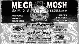 Winter MegaMosh Sedel Emmenbrücke Tickets