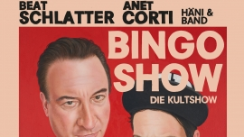 Bingo - Show  (Beat Schlatter & Anet Corti) Kulturzentrum Braui Hochdorf Biglietti