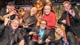 Jazz und ein Vier-Gänger mit Pasta Restaurant Kegelsporthalle Allmend Luzern Billets