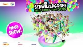 Schwiizergoofe - Hello Family Tour 2019 DAS ZELT Bern Billets