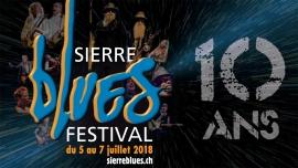 Sierre Blues Festival 2018 Plaine Bellevue Sierre Billets