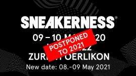 Sneakerness Zürich 2021 Halle 622 Zürich Billets