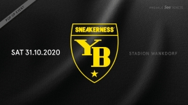 Sneakerness Bern Pop up 2020 Stadion Wankdorf Bern Tickets