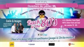 """Concert """"Back to the 80's"""" Ogoz 2017 Vuisternens-en-Ogoz Billets"""