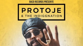 Protoje & The Indiggnation Les Docks Lausanne Billets