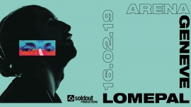 Lomepal Arena Genève Tickets