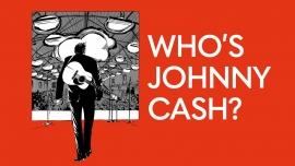 Who's Johnny Cash? Buchensaal Speicher Tickets