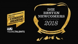 Swiss Comedy Awards! ComedyHaus Zürich Tickets