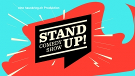 Stand Up! Comedy Show Bernhard-Theater Zürich Tickets