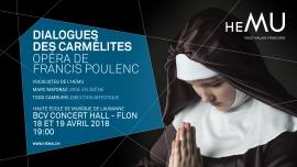 Dialogues des Carmélites BCV Concert Hall Lausanne Tickets