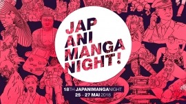 18th JapAniManga Night Kongresszentrum Davos Platz Tickets