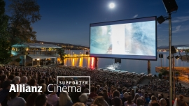 Allianz Cinema Supporter 2018 Zürichhorn Zürich Biglietti