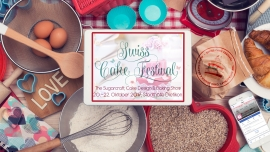 Swiss Cake Festival 2017 - Tageseintritte Stadthalle Dietikon Tickets